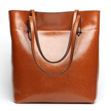 2019 hot sale Leather handbag #95089