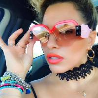 Euramerican Pink PC Sunglasses