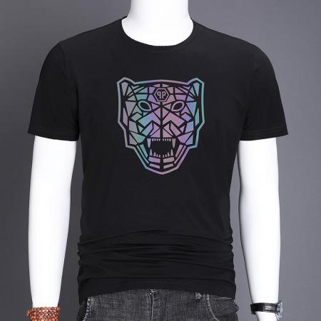 men's tiger head tshirts #94932