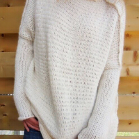 Winter Elegant Turtleneck Sweater