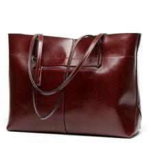 wonderful Leather handbag #95080