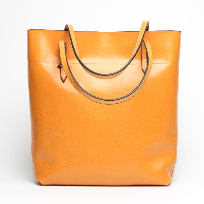 wonderful Leather handbag #95083