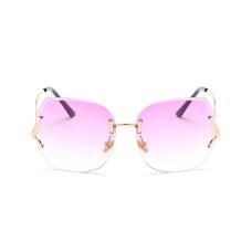 Fashion Purple PC Sunglasses