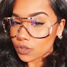 Stylish Metal Sunglasses