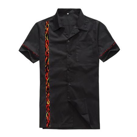 the new rackabilly short-sleeve shirt for Men #94954
