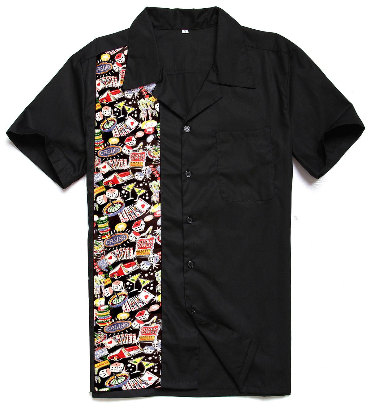 the new rackabilly short-sleeve shirt for Men #94955