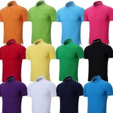 2016 summer embroidery Horse Polo Shirts man 100% cotton polo shirts Men Short Sleeve Casual Shirts Man's Solid Pony Shirt Camisa Tee #94742