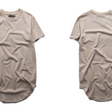 Fashion men extended t shirt longline hip hop tee shirts women justin bieber swag clothes harajuku rock tshirt homme free shipping #94696